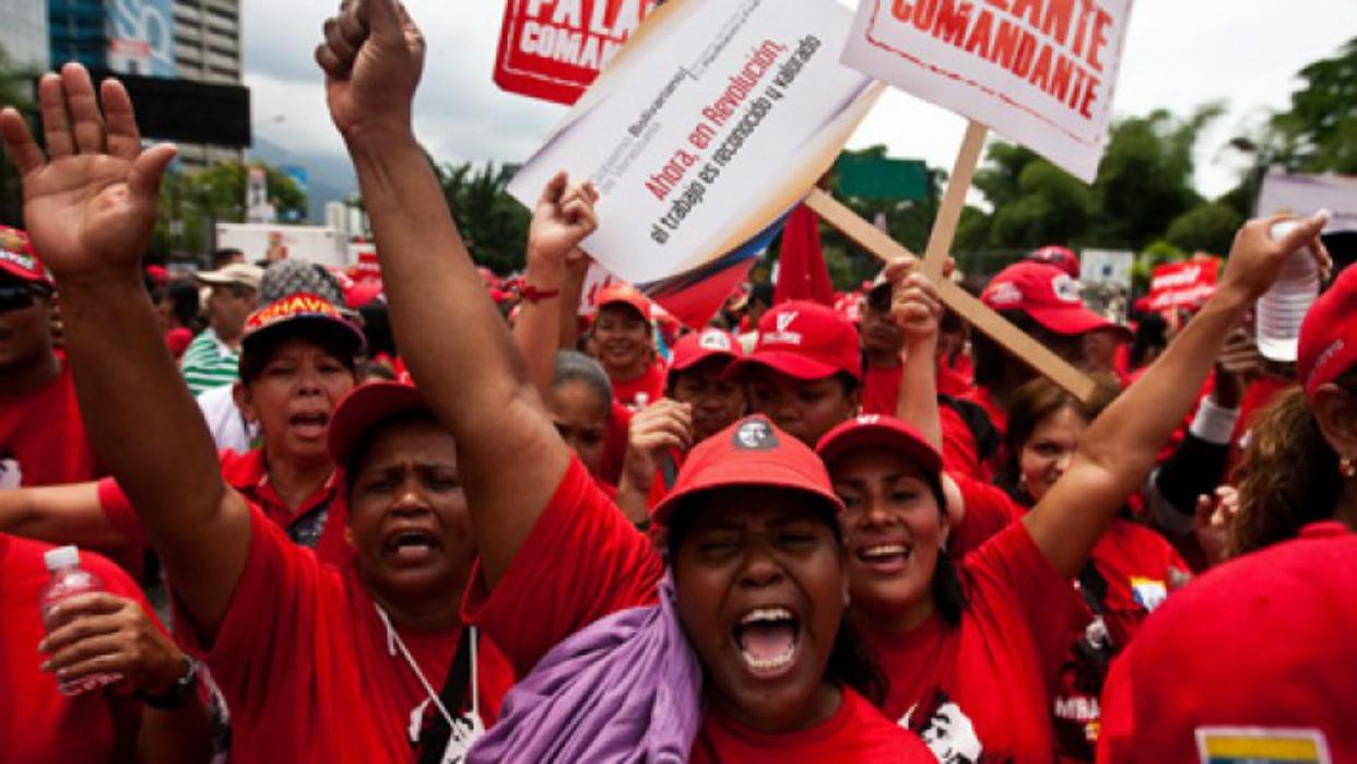 """VENEZUELA: PSUV organizará una """"gran movilización"""" por el Día Internacional  de la Mujer – Rimix Radio"""